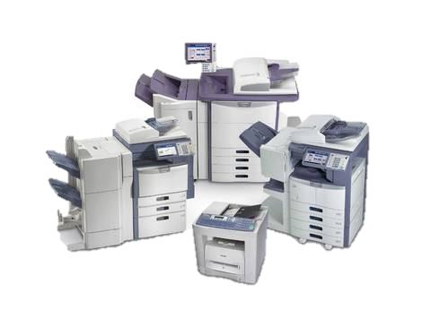 multifuntion photocopiers